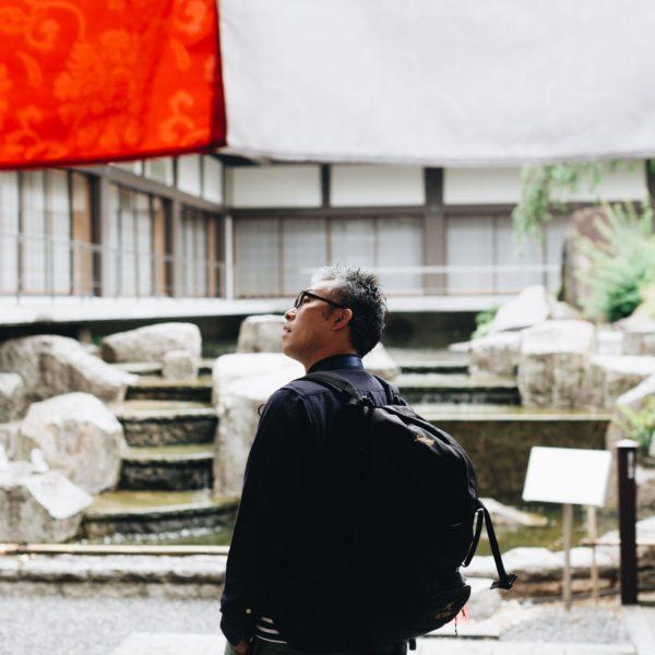 大阪ー京都への旅